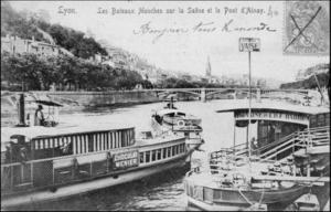 La navette fluviale, un mode de transport comme le bus, le tram ou le métro 1