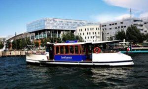 La navette fluviale, un mode de transport comme le bus, le tram ou le métro 2
