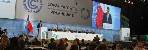 La COP24, on n'a fait que le minimum