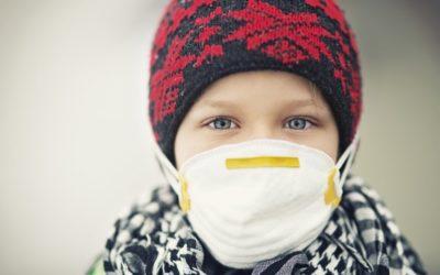 POLLUTION de l'AIR et CERVEAU : ELLE AUGMENTE le RISQUE DE DÉPRESSION chez les JEUNES.