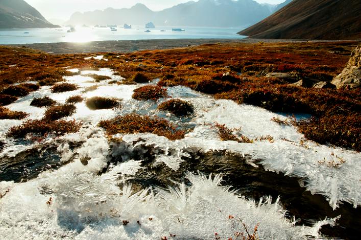De l'air que nous respirons aujourd'hui au climat de demain, le méthane d'origine naturelle pose question