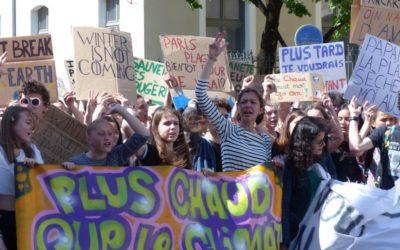 Rassemblements pour le climat des 20 et 21 septembre 2019 – une mobilisation mondiale