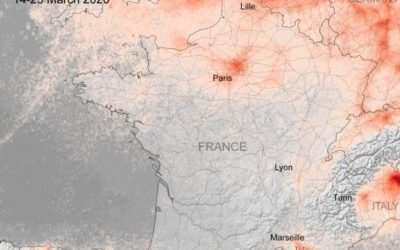 Confinement et COVID-19 : quels effets sur l'air extérieur en agglomération lyonnaise ?